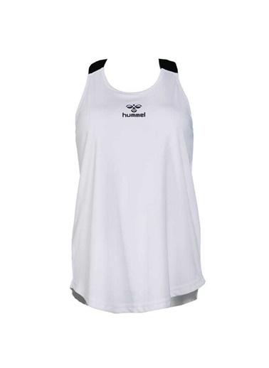 Hummel Kadın Atlet Helen 911111-9973 Beyaz
